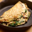 HOW TO MAKE AN OMELETTE FOR ANY MEAL – It's Easy! All you need is a stove top, an omelette pan and an idea