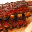 FALL OFF THE BONE BBQ RIBS – The Detachable Meat Mystery