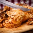 THE ALLURE OF THE ELUSIVE PERFECT ROASTED CHICKEN