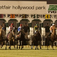 HOLLYWOOD PARK RACE TRACK / gone but the Short Ribs will live on