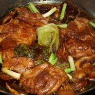 IT STARTED WITH A MUSHROOM / Teriyaki chicken recipe
