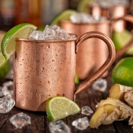 MOSCOW MULES & PERFECT MANHATTANS / everything old is new again