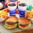 WHY THE CMT (CORPORATELY MODIFIED TASTEBUDS) GENERATION LOVES FAST FOOD BURGERS / part three of three