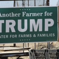 WHO'S CRAZIER, DONALD TRUMP OR THE FARMERS WHO SUPPORT HIM?