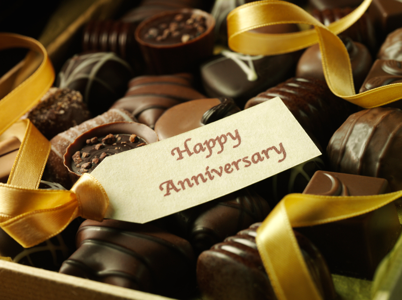 Exciting changes and news on our st anniversary table talk at