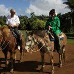 Horseback on Kauai