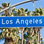 Los Angeles Street Sign