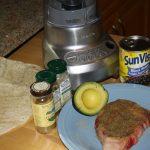 Enfijopladas ingredients